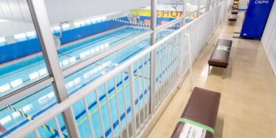流水健康教室体験室