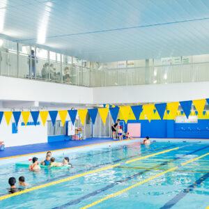 夏のプール特別開放のお知らせ