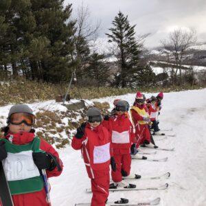 2019年 スキースクール