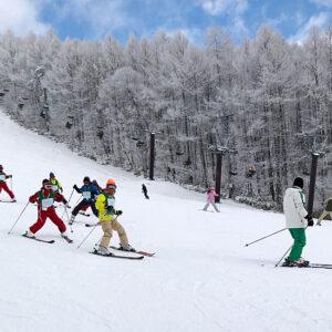 2018 スキースクール