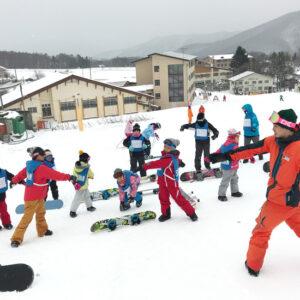 2019 スキースクール